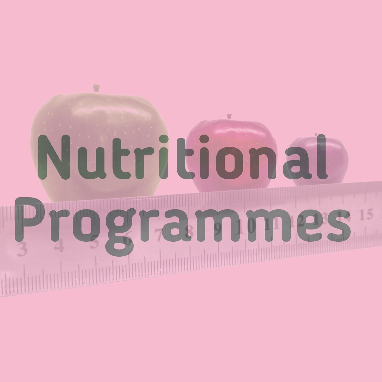 Nutrition Programmes